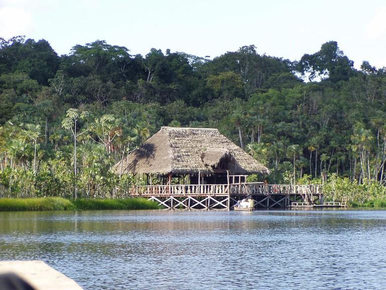 Amazonia Sacha Lodge | © Dan / Flickr
