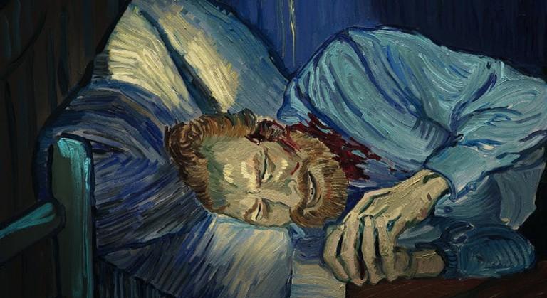 Robert Gulaczyk as Vincent van Gogh