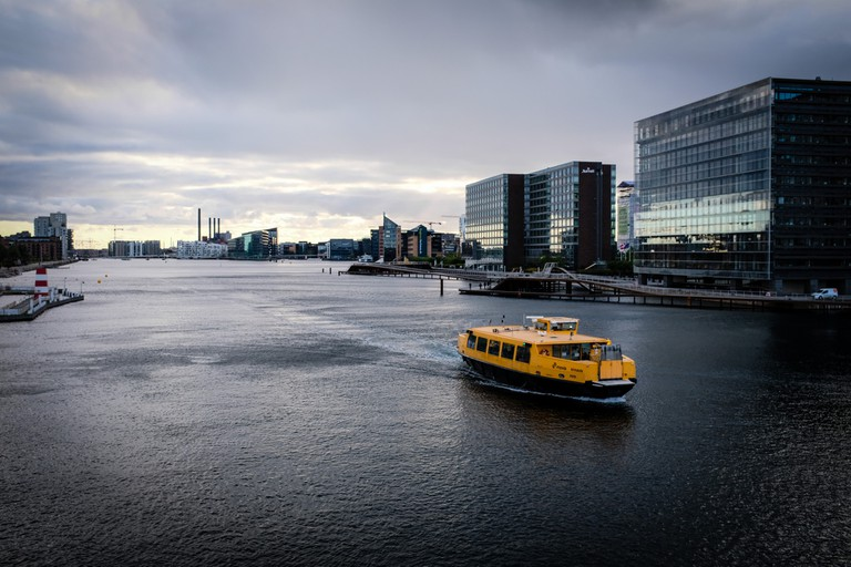 Harbour Bus