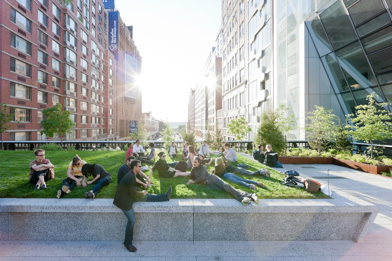 Image courtesy of Friends of the High Line, credit: Iwan Baan