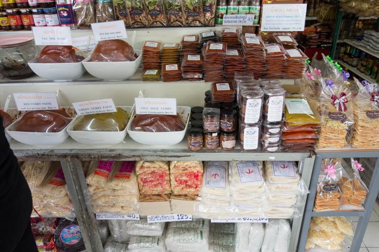 Thai spices