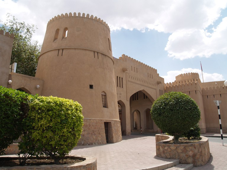 Nizwa Fort © Michael Homan