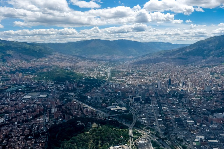 Medellin: a city with a wealth of architectural gems to discover