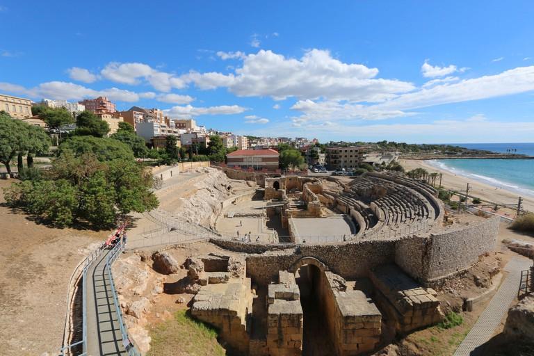 Amphitheatre in Tarragona ©Juan Antonio Segal / Flickr
