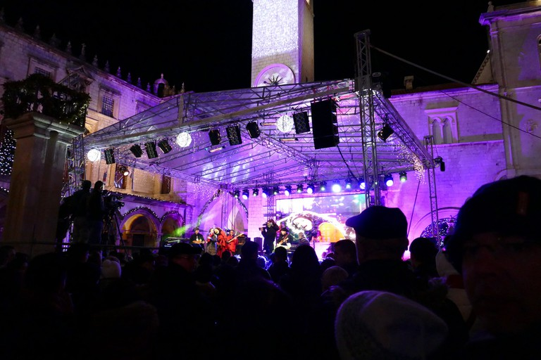 New Year's Eve, Dubrovnik | © Donald Judge/Flickr