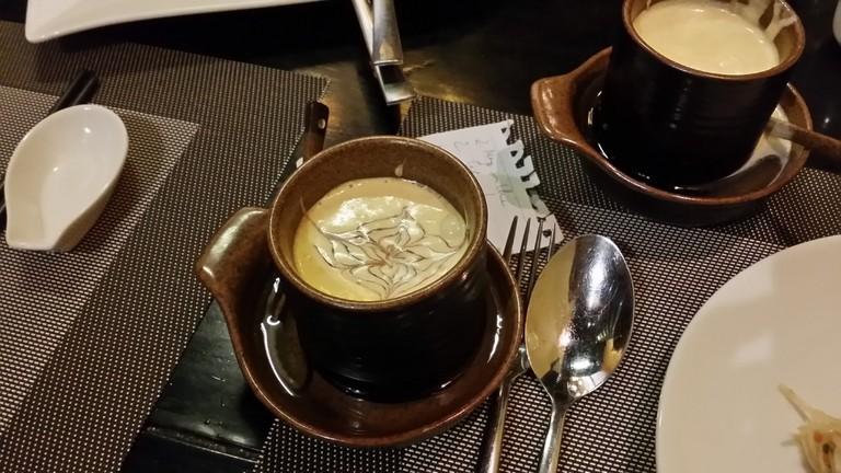 Egg coffee | © shankar s./Flickr