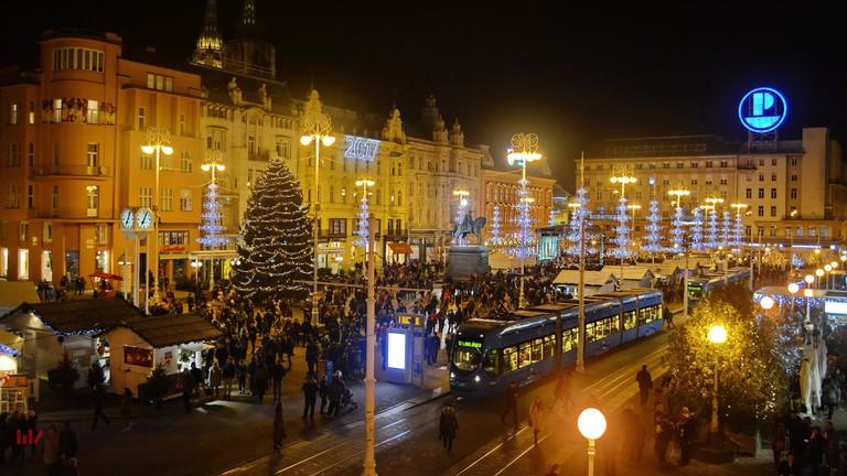 Advent, Zagreb | © Miroslav Vajdic/Flickr