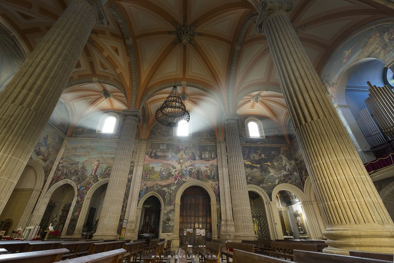 Enjoy the tranquility of Albacete's cathedral