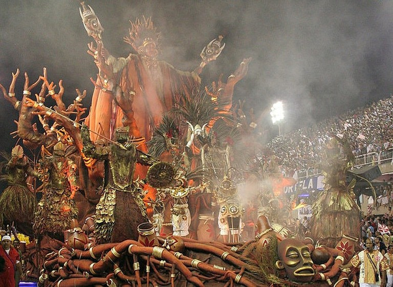 Rio carnival is the festival of your dreams