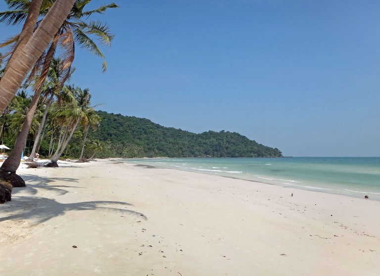 Beach on Phu Quoc Island | © Flashpacker Travelguide/Flickr