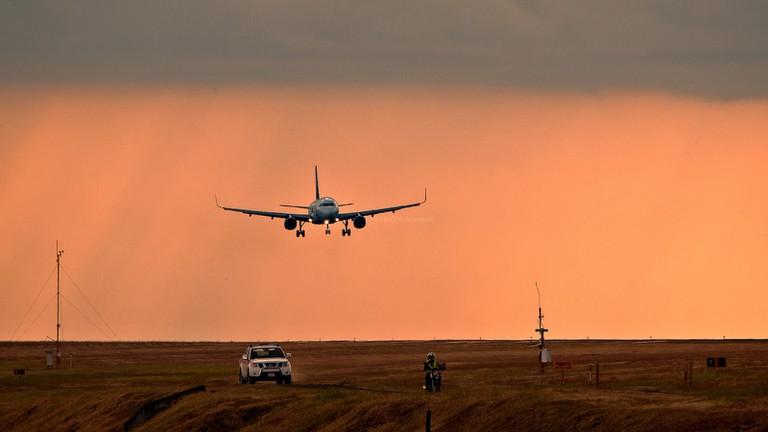 Volaris airplane