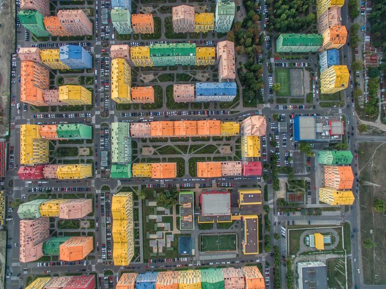 Comfort town at Darnitskyi district