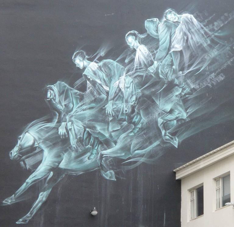 Reykjavik Street Art, Iceland | © Forbes Johnston/Flickr