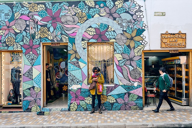 Bogotá has a thriving music and nightlife scene