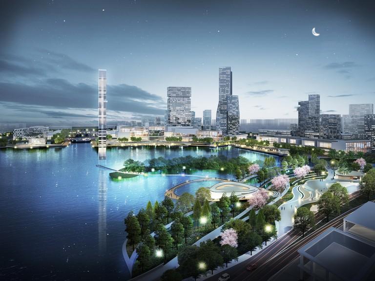 Landscape & Urban Design Firm of the Year 2017: PFS Studio