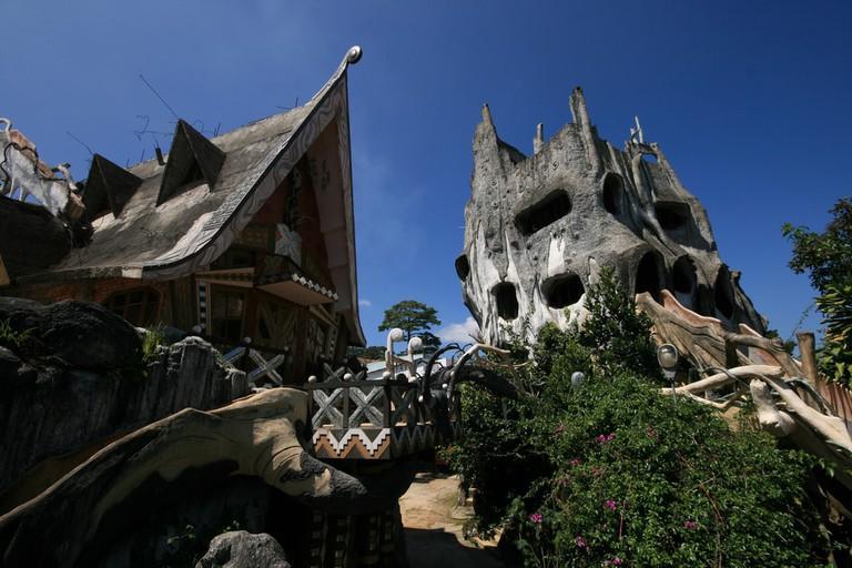 Crazy House | © ruben i/Flickr