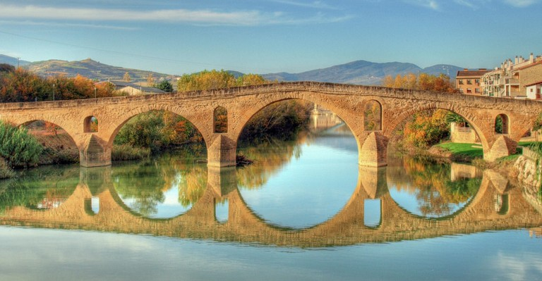 Puente de la Reina, Spain | ©aherrero / Flickr