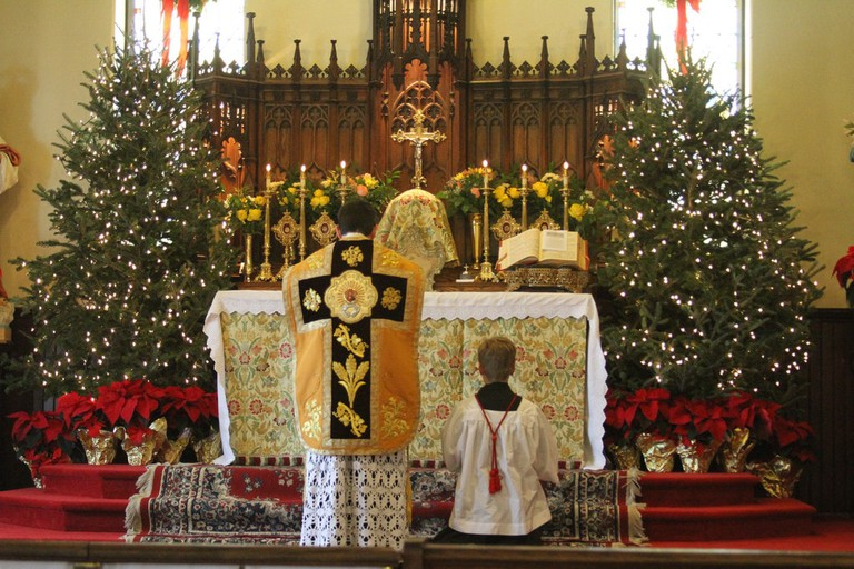 Catholic Mass | © Jim/Flickr