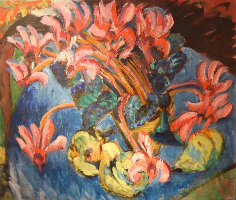 At Galerie Ludorff