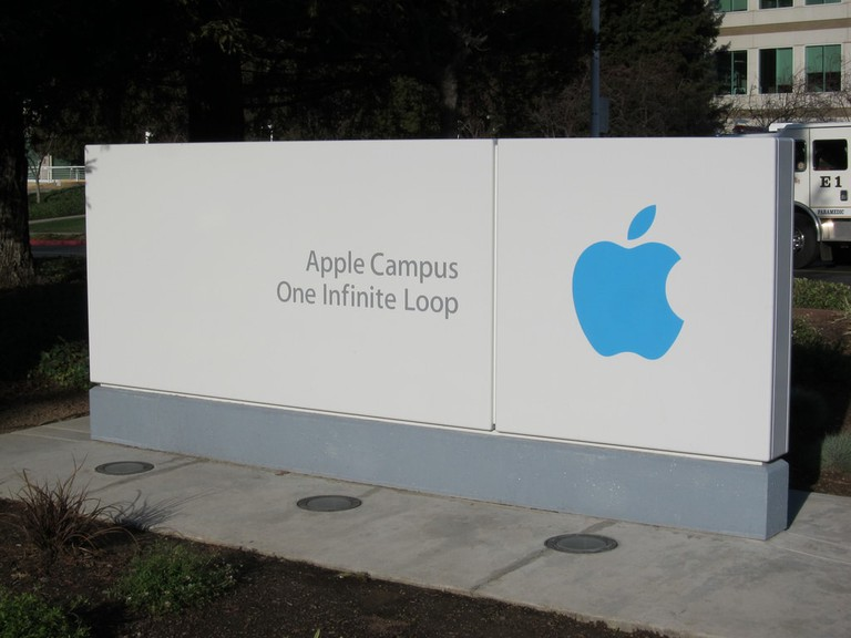 Apple – 1 Infinite Loop