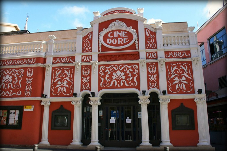 The Cine Doré