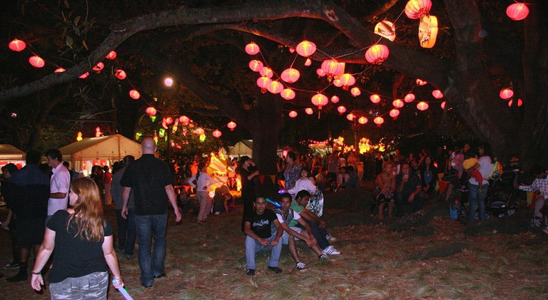 Auckland's Annual Chinese New Year Lantern Festival