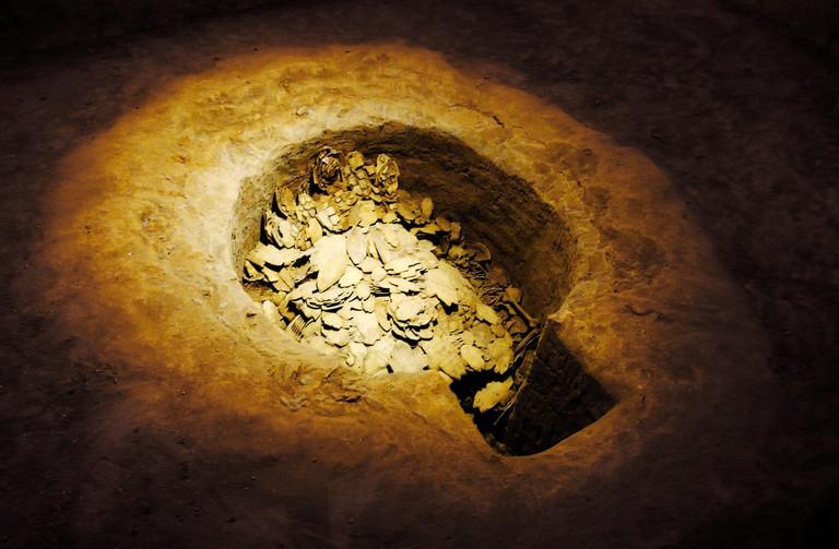 Oracle Bones Pit