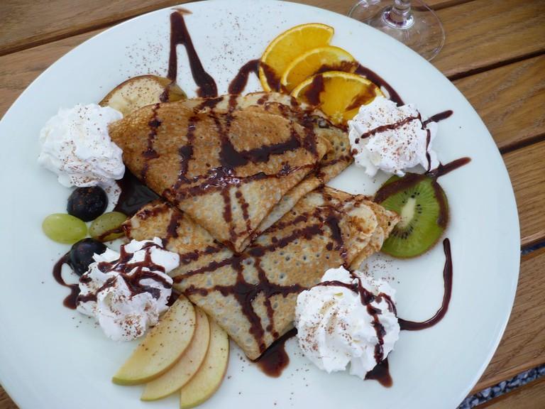 Osijek desserts | © the third dream/Flickr