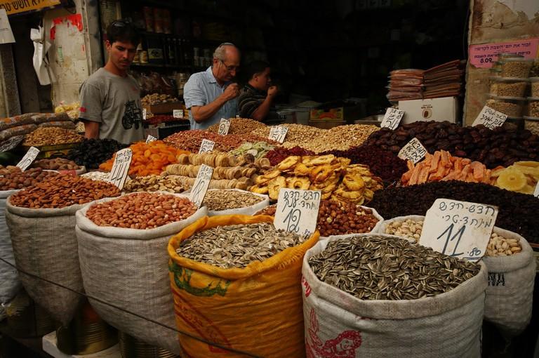Mahane Yehuda market, Jerusalem – Israël