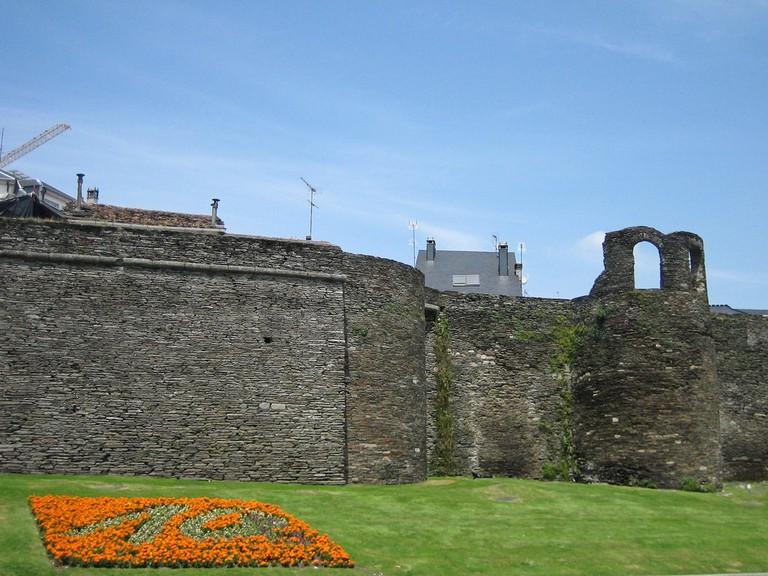 The Roman walls of Lugo © Tanya Hart / Flickr