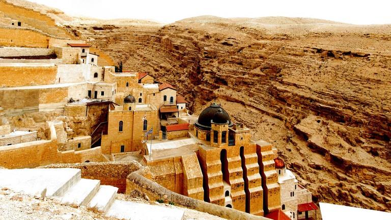 Mar Sabbas – Valle de Kidron