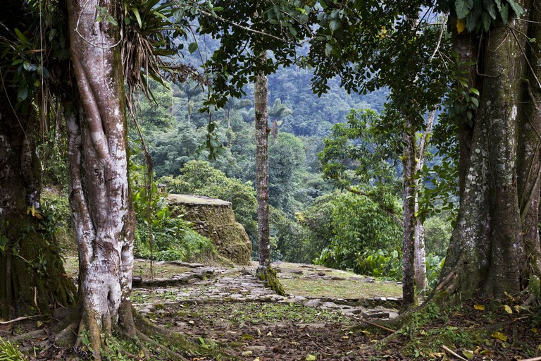 The Lost City in Colombia | © william.neuheisel / Flickr