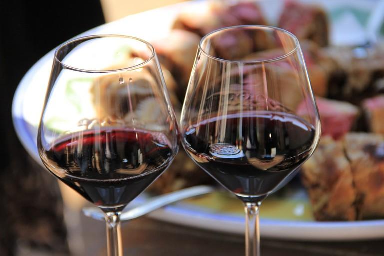 A great Italian wine | © Michela Simoncini/Flickr