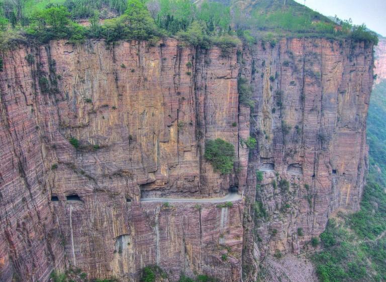 Baligou Valley