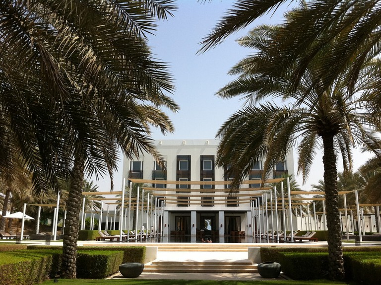 The Chedi Muscat Hotel
