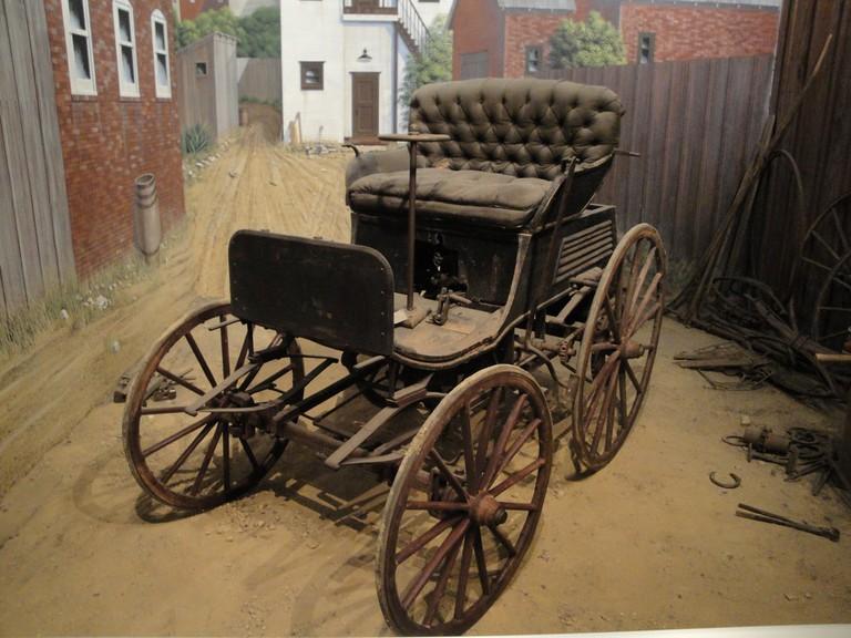 00 Motorized Wagon