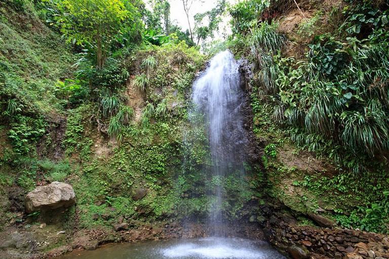 Toraille Waterfalls