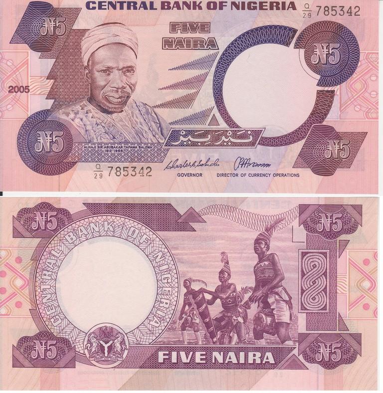 Five naira