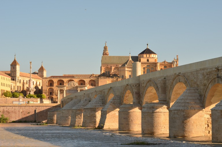 The Roman bridge of Córdoba © Javier Orti