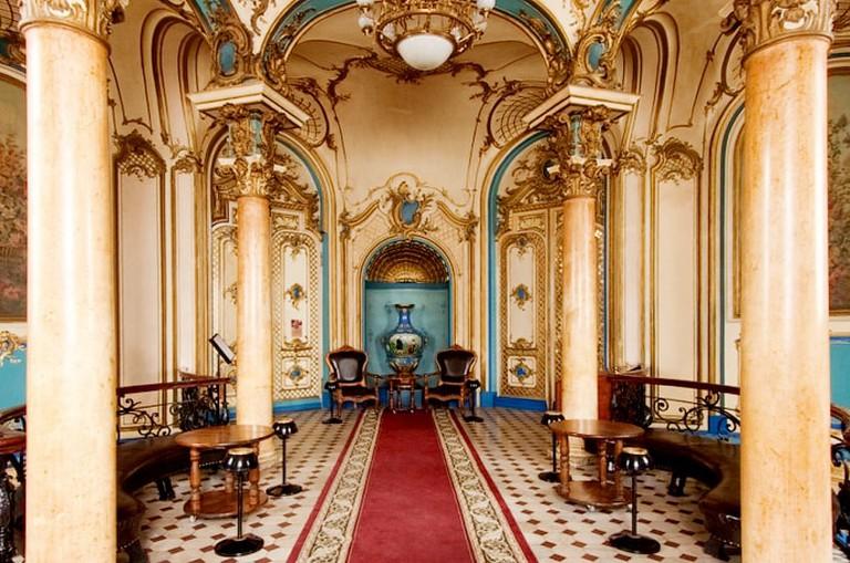Historic Interiors at Sanduny banya