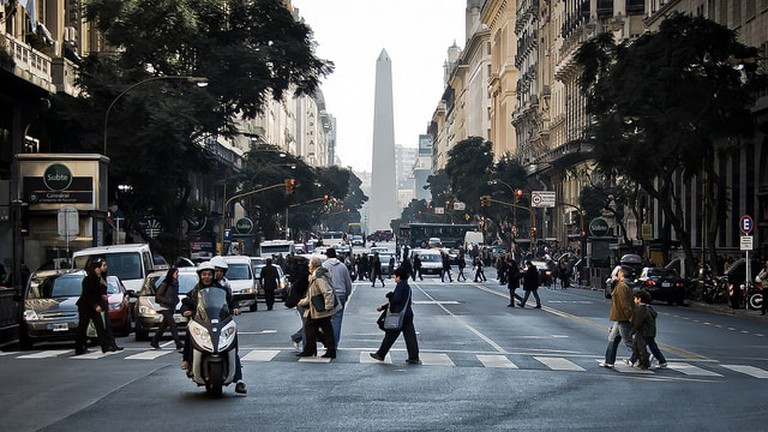 Snapshot of Buenos Aires