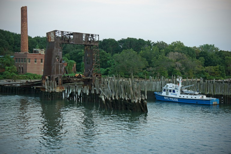 North Brother Island | © H.L.I.T. / Flickr