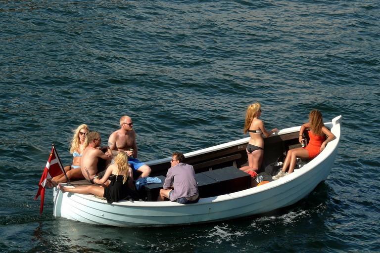 Boat Copenhagen