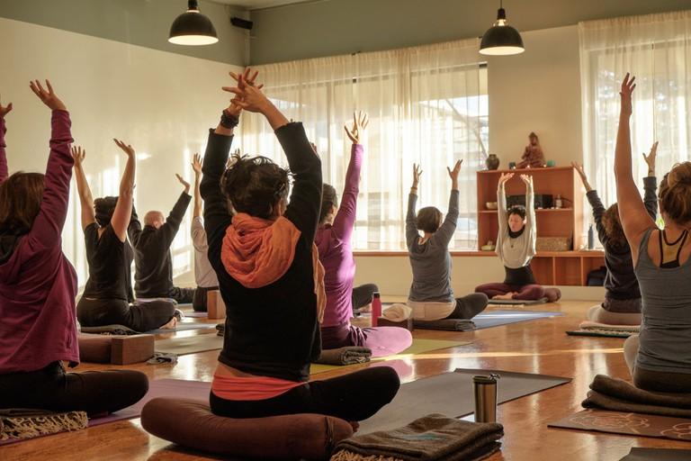 8 Limbs Yoga Studio | Courtesy of 8 Limbs Yoga