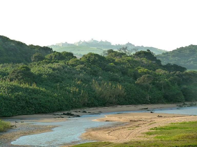 The Umhlanga Lagoon