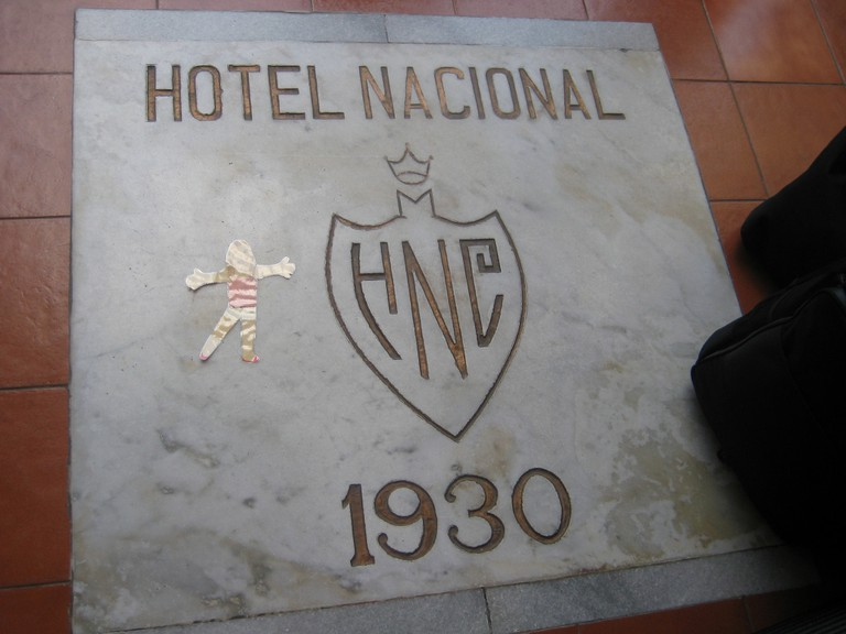 The hotel was opened in 1930