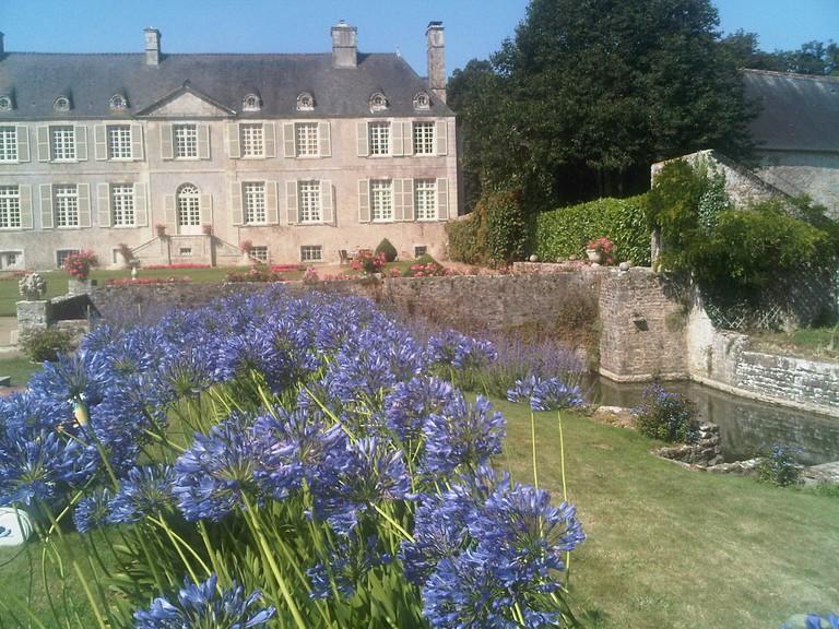Chateau classé en Normandie