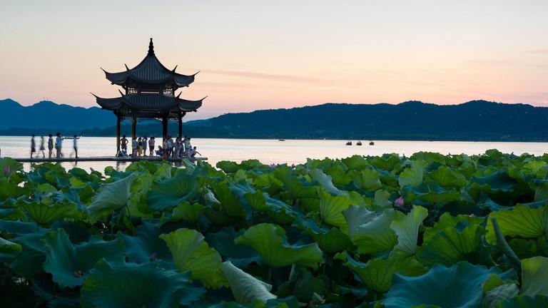 Hangzhou's West Lake