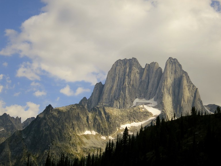 Spires of The Bugaboos