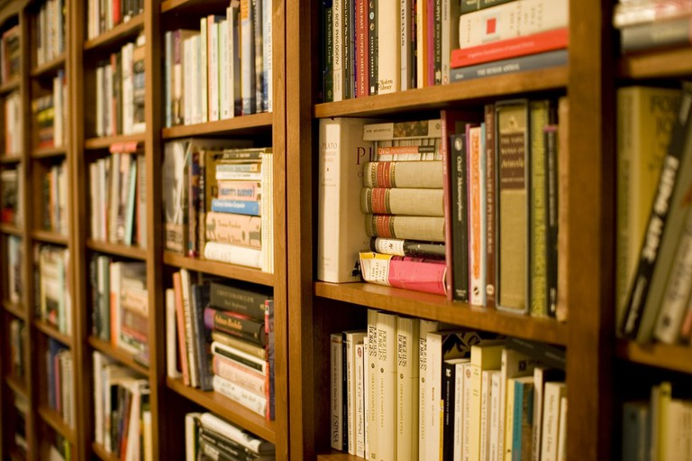 Library | © Stewart Butterfield/Flickr